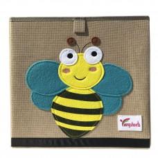 Корзина для игрушек Пчелка