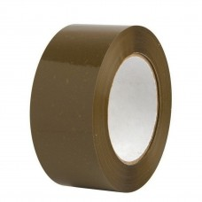 Скотч упаковочный коричневый